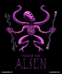 Geek Zodiac sign: Alien