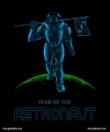 Geek Zodiac sign: Astronaut