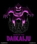 Geek Zodiac sign: Daikaiju