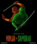 Geek Zodiac sign: Ninja/Samurai