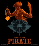 Geek Zodiac sign: Pirate