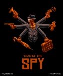 Geek Zodiac sign: Spy