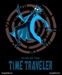 Geek Zodiac sign: Time Traveler