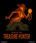Geek Zodiac sign: Treasure Hunter