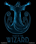 Geek Zodiac sign: Wizard