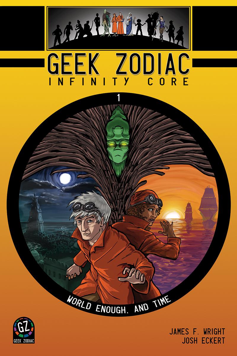 Geek Zodiac: Infinity Core #1 (2012)