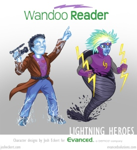 Wandoo Reader Designs